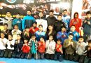 राज्यस्तरीय वूशु चैंपियनशिप में फरीदाबाद के 7 खिलाड़ियों ने पदक झटके