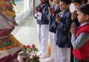 आशा ज्योति विद्यापीठ स्कूल में धूमधाम से मनाया गया बसंत पंचमी का पर्व
